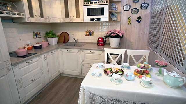Сайт идеальный ремонт на первом канале кухни