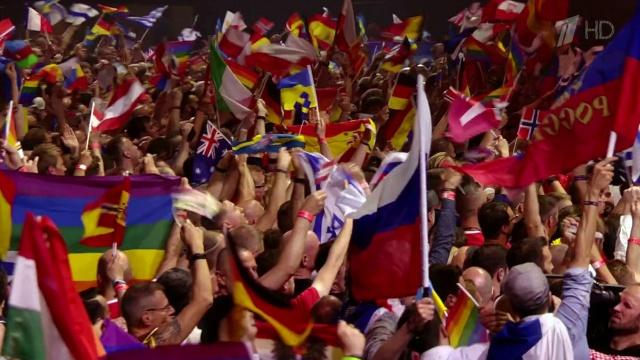 Евровидения: Россия уступила Швеции