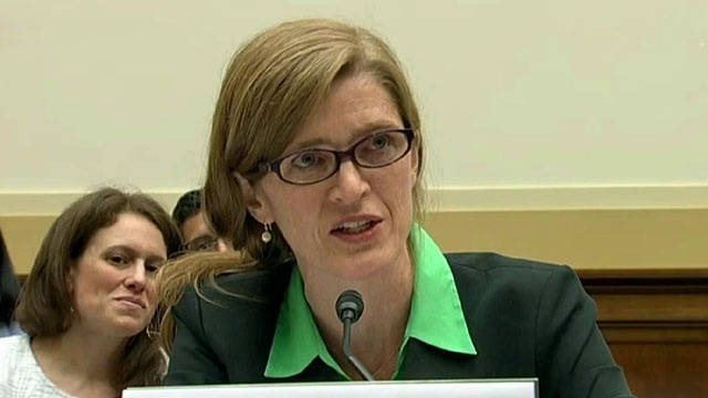 Саманта Пауэр объяснила, почему США не дают Украине оружие