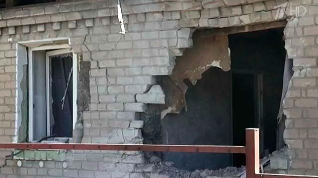 Режим перемирия на Донбассе, нарушался за последние сутки 59 раз.