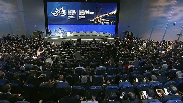 На Восточном экономическом форуме в Приморье подписаны первые соглашения с иностранными компаниями