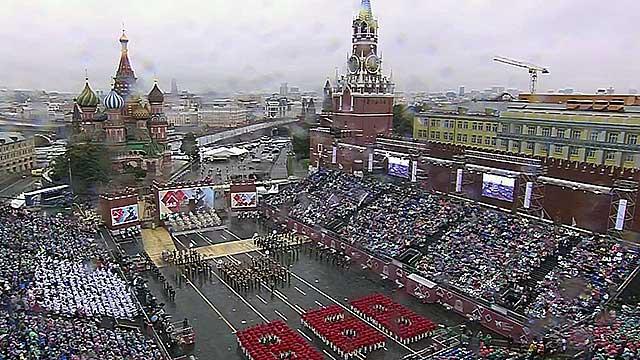 День города москва в 2015 году какого числа - 2d23