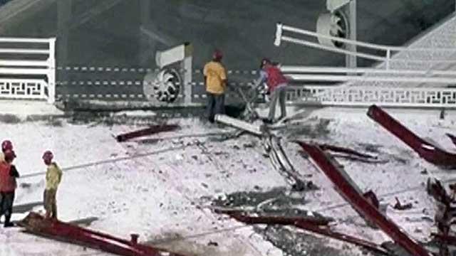 В Мекке больницы переведены на чрезвычайный режим работы