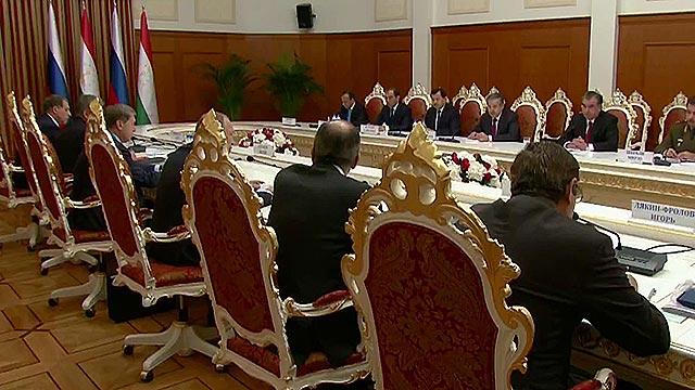 В Душанбе начинается сессия Совета Организации Договора коллективной безопасности