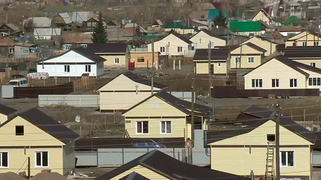 Свой дом» в Хакасии - НИА-Хакасия / Подробнее