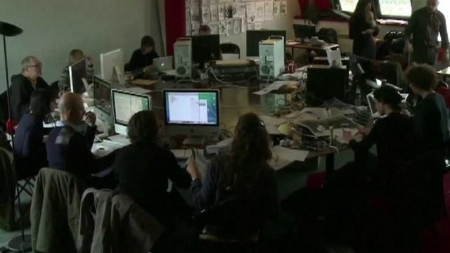 В интернете разгорелись споры по поводу очередных провокационных карикатур ''Шарли Эбдо''