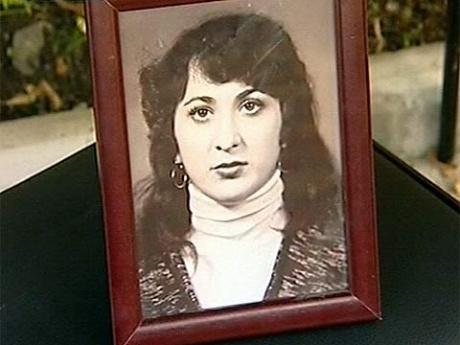 Аза Газгиреева.