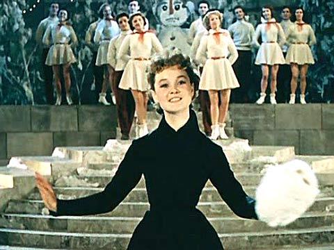 Новый год 2012 - Людмила Гурченко в комедии `Карнавальная ... - photo#11