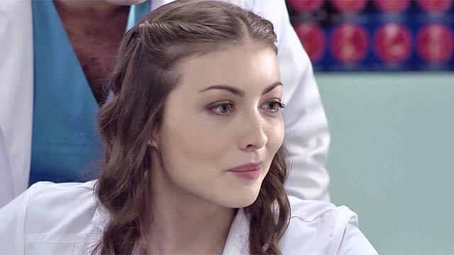 Кадры из сериала Женский доктор.