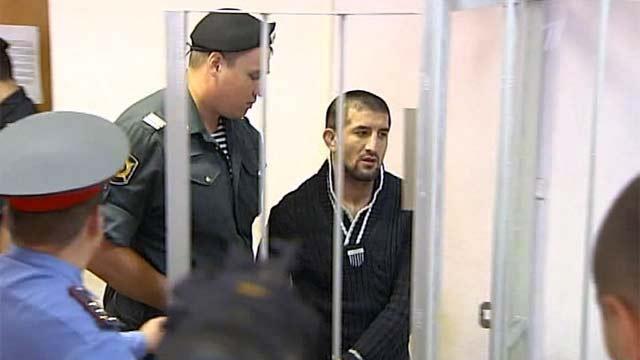 В Замоскворецком суде Москвы решается судьба чемпиона мира по боевому самбо Расула Мирзаева