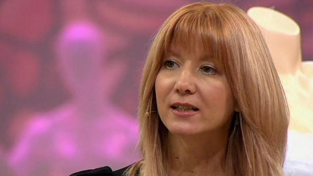 Юлия Питерская, вице-президент бельевой компании.