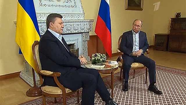 И совсем недавно российский Газпром выставил украинской стороне счёт на 7 миллиардов долларов.В.