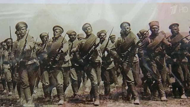 В Латвии перезахоронены останки более 600 бойцов Русской императорской армии