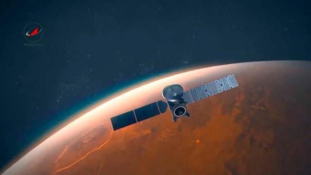 Первая в истории миссия для поиска следов жизни на Марсе стартует с Байконура